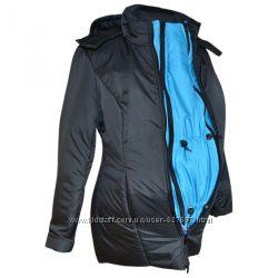 Вставка в куртку для беременных зимняя универсальная, разные цвета. Бесплат