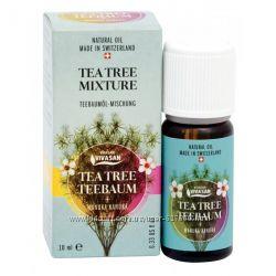 Эфирное масло Чайного дерева от аллергии , Швейцария