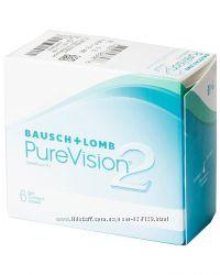 Контактные линзы PureVision 2 Распродажа