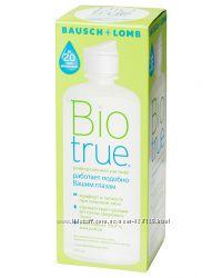 Раствор BioTrue 360мл с гиалуроновой кислотой