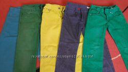 Новые фирменные джинсы Next. H&M. C&A. Рост 134. р. 140. р. 170.