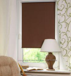 Рулонные шторы BLACKOUT защищают от солнца