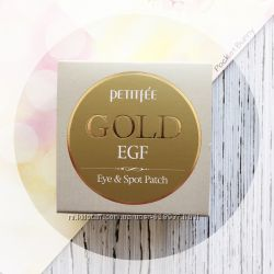 Гидрогелевые патчи Petitfee Gold & EGF eye&spot patch