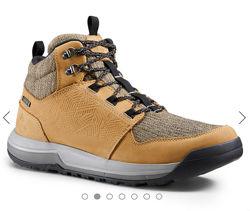Треккинговые непромокаемые ботинки Decathlon NH500 MID 43 размер