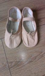 Гимнастические балетки