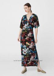 Шикарное платье Mango, S