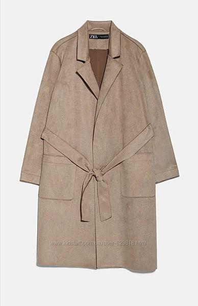 Пальто, плащ Zara