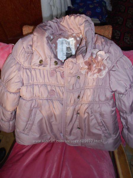 Куртка NEXT, Некст на 6-8 лет