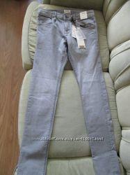Джинсы  PULL&BEAR skinny fit big 40р
