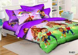 Детское постельное белье Материал - ранфорс в наличии