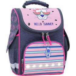 Рюкзак с фонариками 1-4 класс. Бесплатная доставка