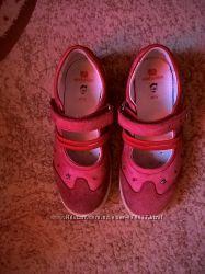 туфельки для девочки elefanten
