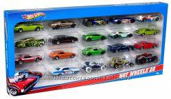 Набор машинок Hot Wheels 20 Car Gift Pack