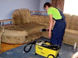 Химчистка мебели, ковров, ковролина