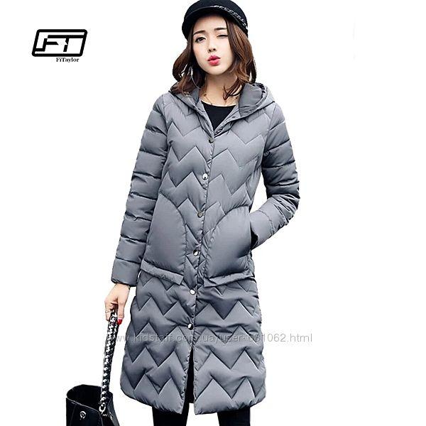 Пальто-куртка демисезонное холодная осень