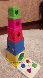 Пирамида сортер K&acutes Kids