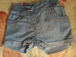 Летние джинсовые шорты Deloras, р. 122