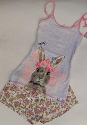 Красивые хлопковые пижамки для женщин от Primark