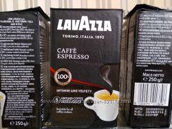 Свежий Молотый кофе Lavazza Caffe Espresso 250 г.