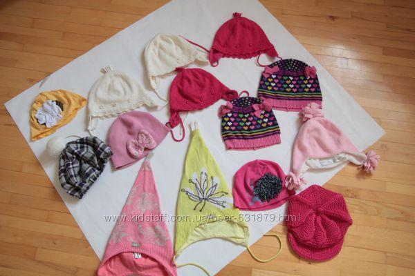 шапки ленне деми  и зима 48 и 50 см