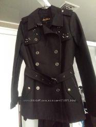 Пальто Sam edelman оригинал S M черное