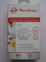 Набор баночек для йогурта Moulinex, 7 шт. A14A03