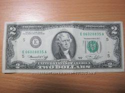 2 доллара США 1976 года
