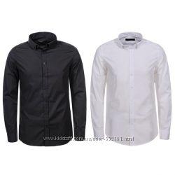 Рубашки Glo-Story -черная, белая