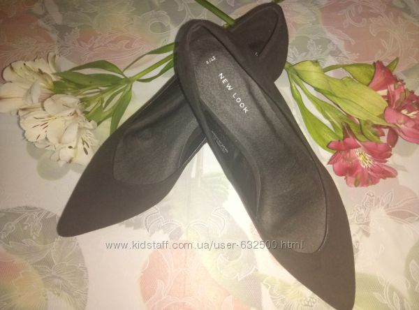 Новые туфли New look-27 см