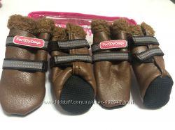 Сапожки обувь тёплая зимняя для собачки for my dogs fmd