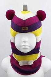 Зимний шлем Beezy. Мишка. 8 цветов.