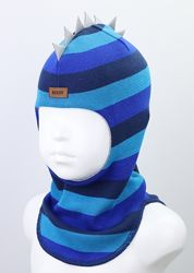 Демисезонный шлем Beezy для мальчика. Динозаврик. Коллекция 2020 г.