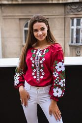 СП сучасного вишитого вбрання від ТМ Галичанка