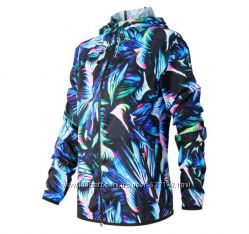NewBalance  размер S Night Floral Windcheater Hybrid Jacket
