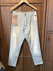 Модные новые джинсы Abercrombie and Fitch с заниженной мотней р 29