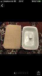 Элегантный набор кастрюль для запекания и сервировки стола.  2 кастрюл
