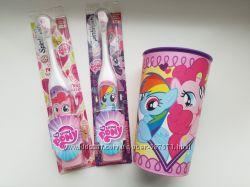 детские электрические зубные щетки из Америки пони pony