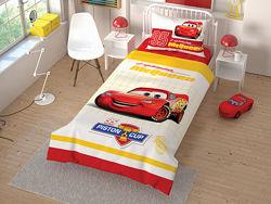 Постільна білизна TAC Disney - Cars Cek дитяча підліткова Тачки МакКвін