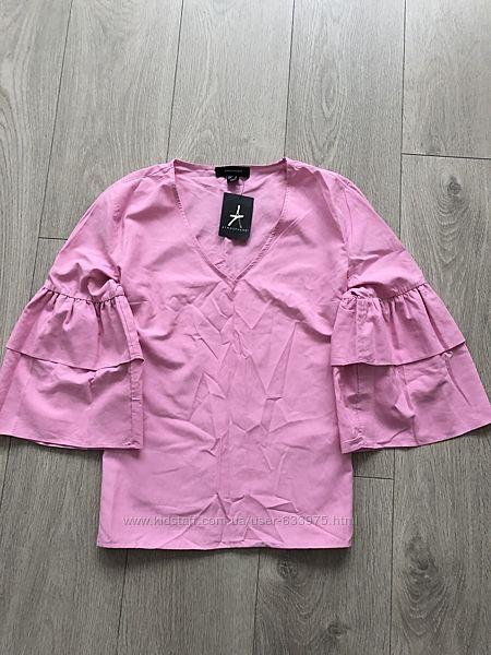 Нова трендова блуза з воланами. Віддам за 200