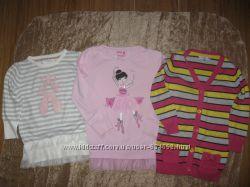 Фир-е кофты, флиски, пиджаки, свитера, болеро, свитшот от 6-9 лет Часть 3.