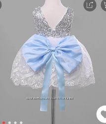Очень нарядные платья для принцесс