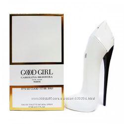 Carolina Herrera Good Girl White Белая туфелька