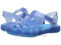 Детские босоножки аквашузы CROCS Isabella Sandal PS размер 27-28