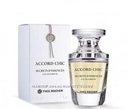 Аккорд шик парфюмированная вода Ив Роше 5 мл мини миниатюра