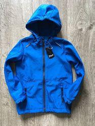 Куртка-ветровка softshell Crivit. На 12-14 летрост 158-164
