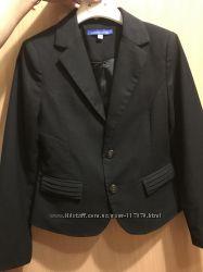Школьный пиджак на девочку 134р.