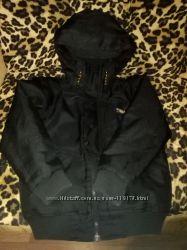 Классная фирменная куртка на мальчика 122-134