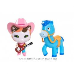 Набор с функциональной фигуркой Шериф Келли-музыкант  и ее конь