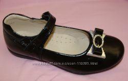 Кожаные туфли 26-35 размера