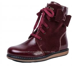 Демисезонные кожаные ботинки 26-31 р-р выбор моделей